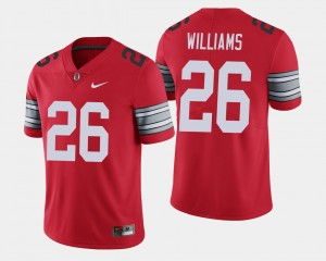 Men's 2018 Spring Game Limited Ohio State #26 Antonio Williams college Jersey - Scarlet