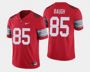 Mens #85 2018 Spring Game Limited Buckeye Marcus Baugh college Jersey - Scarlet